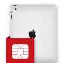 iPad 3 SIM card reader repair