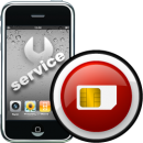 Επισκευή sim card reader iPhone 3G